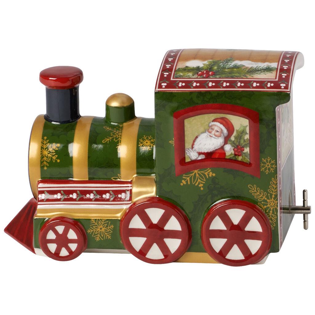 빌레로이 앤 보흐 기차 뮤직 박스 Villeroy & Boch Nostalgic Melody North Pole Express
