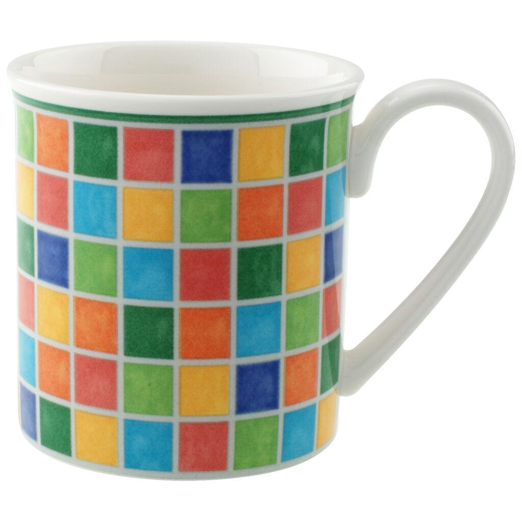 빌레로이 앤 보흐 트위스트 머그 Villeroy & Boch Twist Alea Limone Mug 10 oz