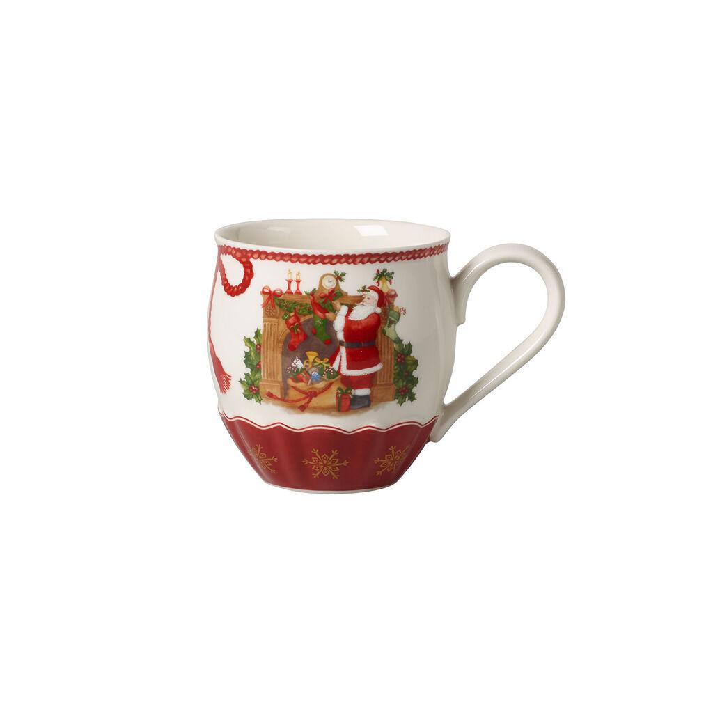 빌레로이 앤 보흐 크리스마스 머그잔 Villeroy & Boch Annual Christmas Edition Mug 2019 18 oz