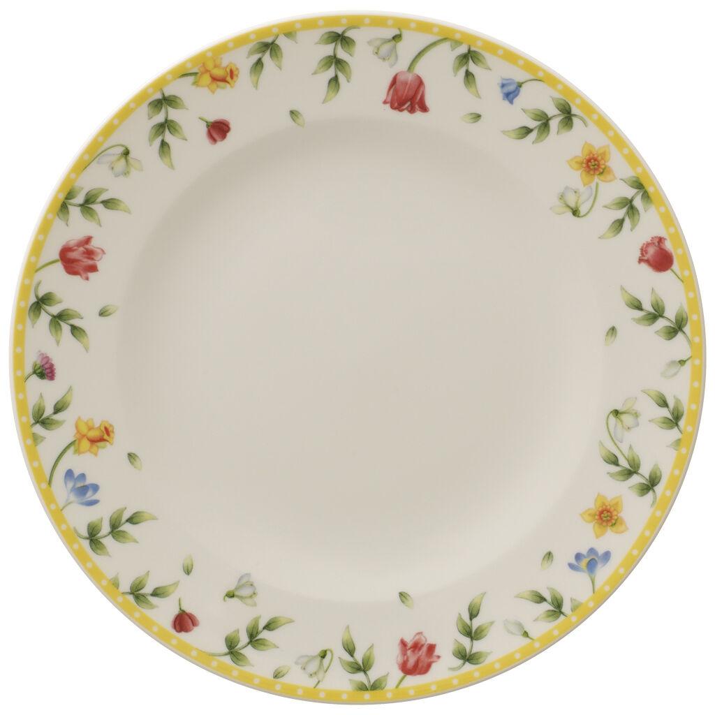 빌레로이 앤 보흐 스프링 어웨이크닝 샐러드 접시 Villeroy & Boch Spring 어웨이크 Awakening Salad Plate : Flower Meadow 8.5 in