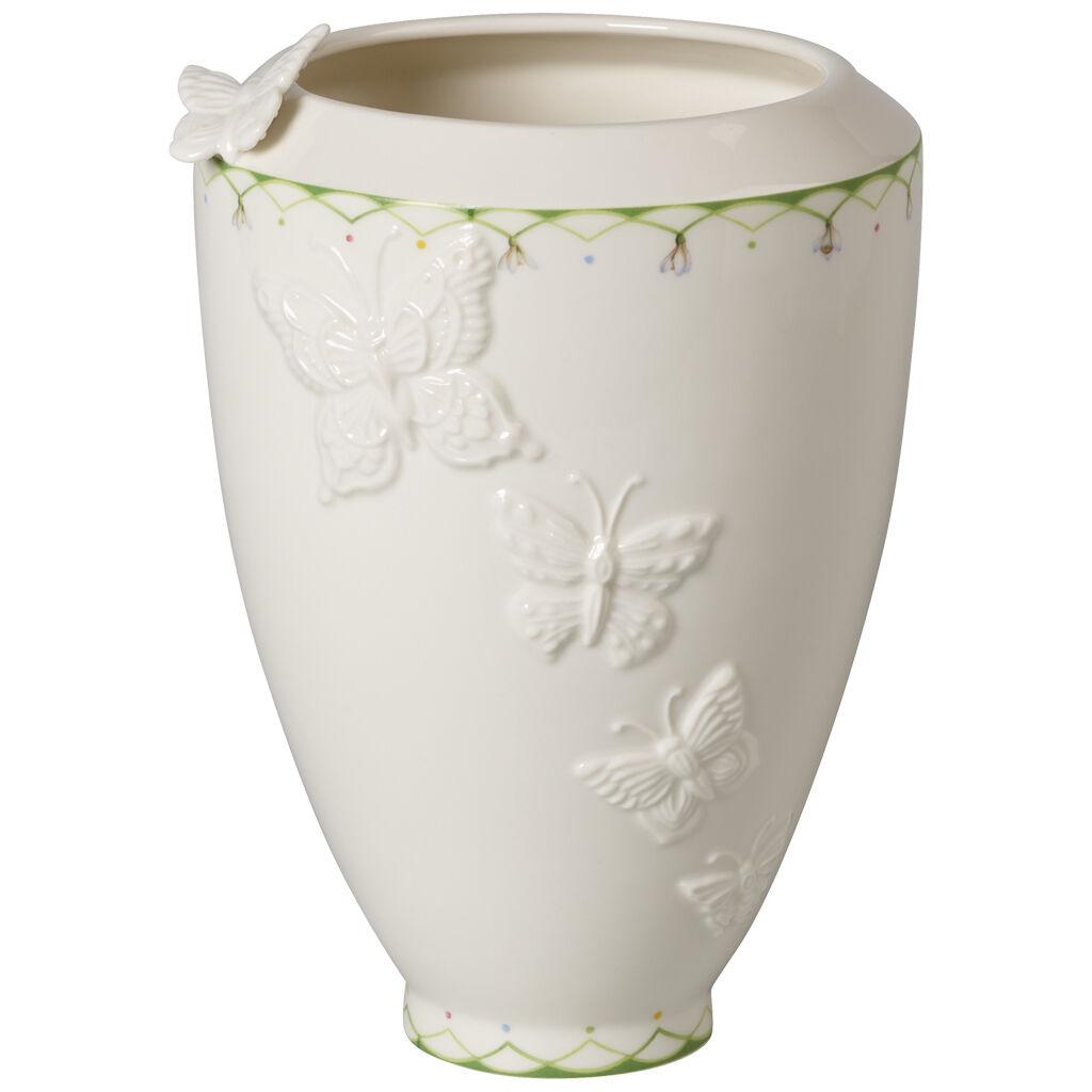 빌레로이 앤 보흐 컬러풀 스프링 화병 톨 Villeroy & Boch Colourful Spring Tall Vase 6.25 in