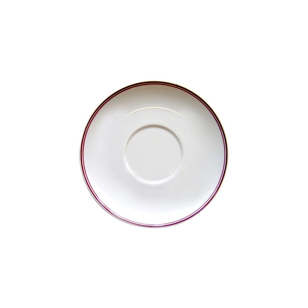 빌레로이 앤 보흐 '디자인 나이프 크리스마스' 커피잔 접시 (지름 15cm) Villeroy&Boch Design Naif Christmas Tea Cup Saucer, 6.5 Inches