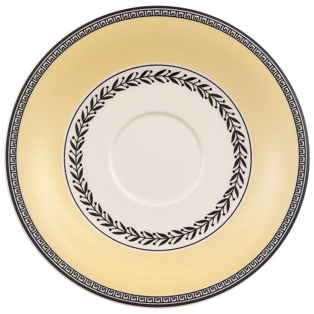 빌레로이 앤 보흐 아우든 '펌' 소서, 컵받침 (지름 16.5cm) Villeroy & Boch Audun Ferme Teacup Saucer