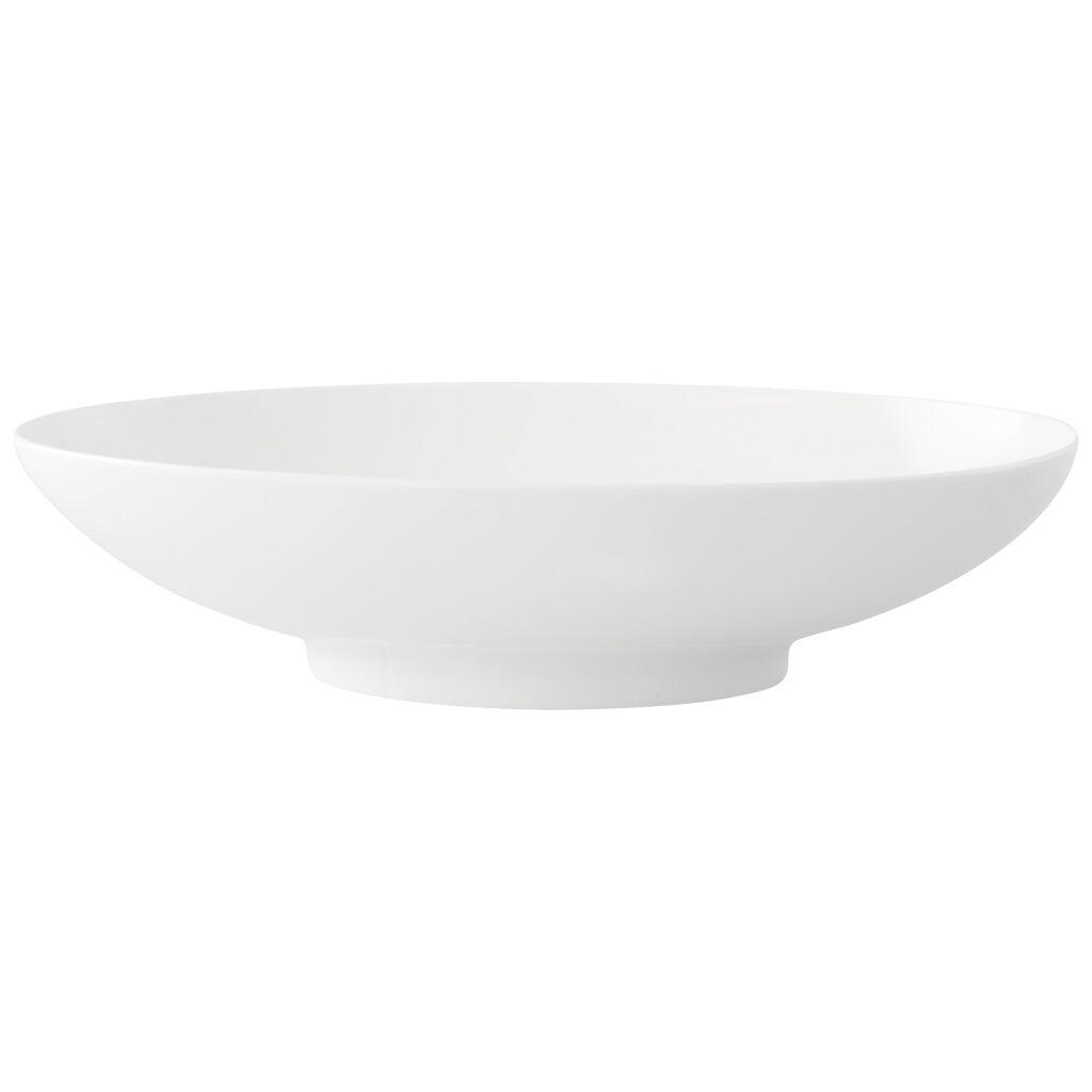 빌레로이 앤 보흐 모던 그레이스 오발 볼 Villeroy & Boch Modern Grace Oval Bowl 14 3/4 x 8 1/2 in