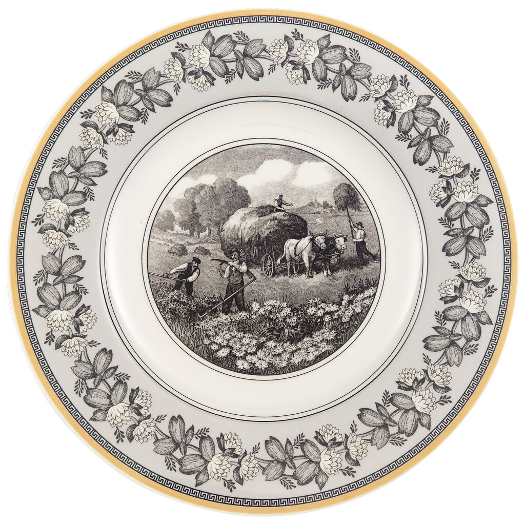 빌레로이 앤 보흐 아우든 '펌' 대접시 (디너 접시) 27cm Villeroy & Boch Audun Ferme Dinner Plate 10 1/2 in