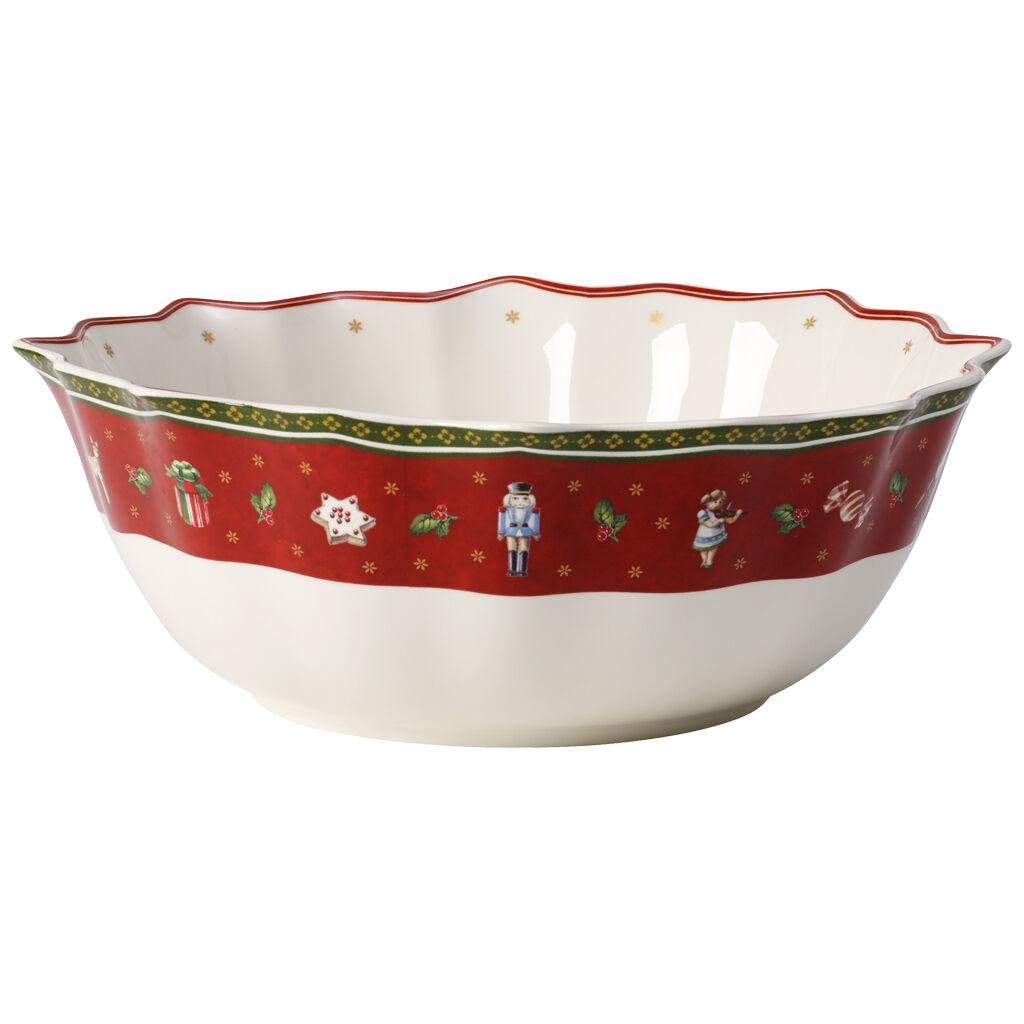 빌레로이 앤 보흐 토이즈 딜라이트 미디움 보울 Villeroy & Boch Toys Delight Medium Bowl 9 3/4 in