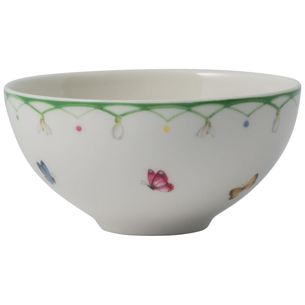 빌레로이 앤 보흐 컬러풀 스프링 깊은 접시 Villeroy & Boch Colourful Spring Bowl 6.75 oz