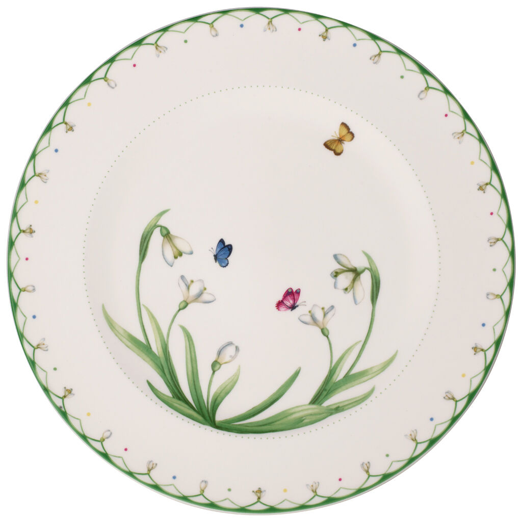 빌레로이 앤 보흐 컬러풀 스프링 뷔페 접시 Villeroy & Boch Colourful Spring Buffet Plate
