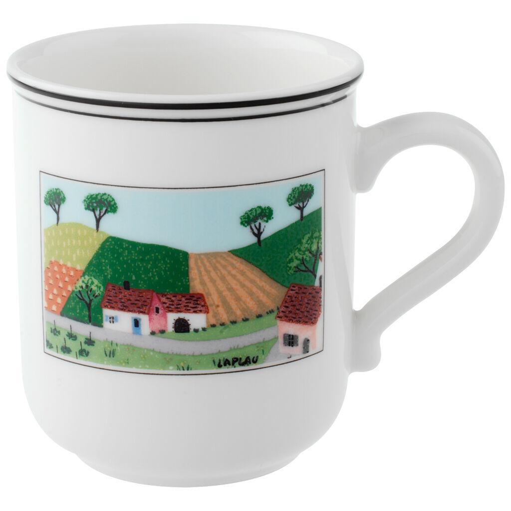 빌레로이 앤 보흐 디자인 나이프 머그컵 Villeroy&Boch Design Naif Mug #6 - Countryside 10 oz