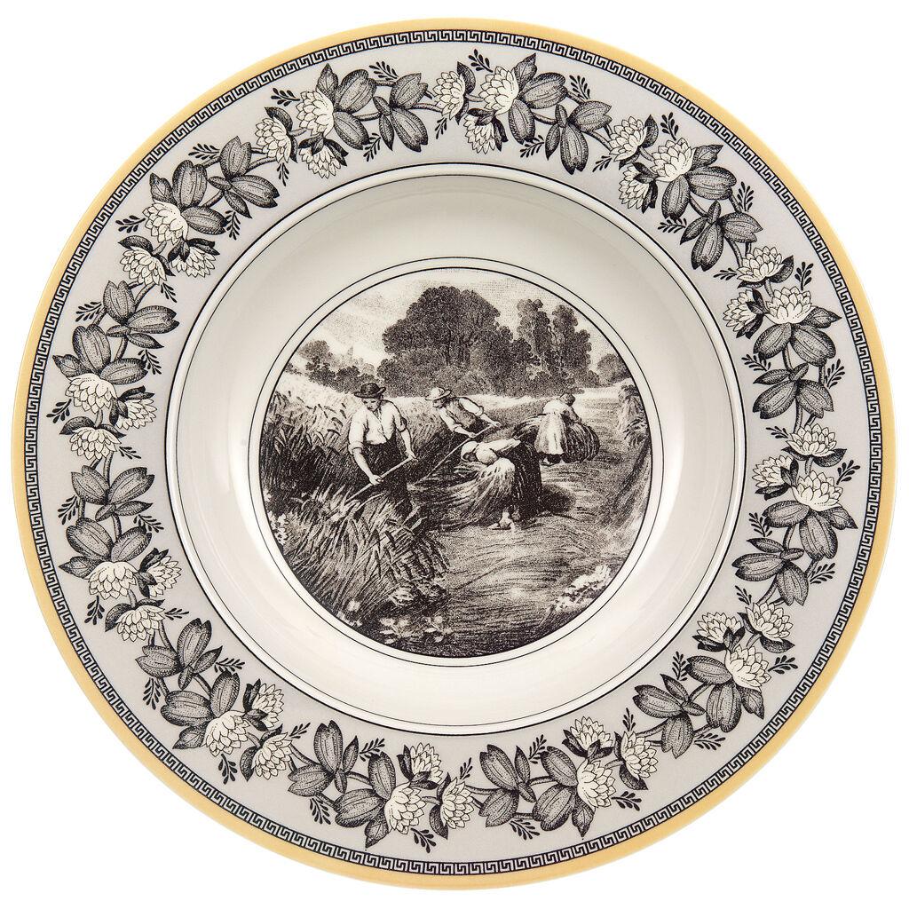 빌레로이 앤 보흐 아우든 '펌' 깊은 접시 (수프 볼) 24cm Villeroy & Boch Audun Ferme Soup Bowl 9 1/2 in