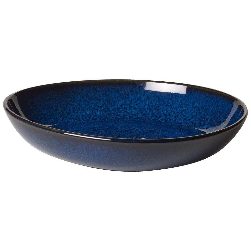빌레로이 앤 보흐 라브 깊은 소접시 Villeroy & Boch Lave bleu Bowl flat small