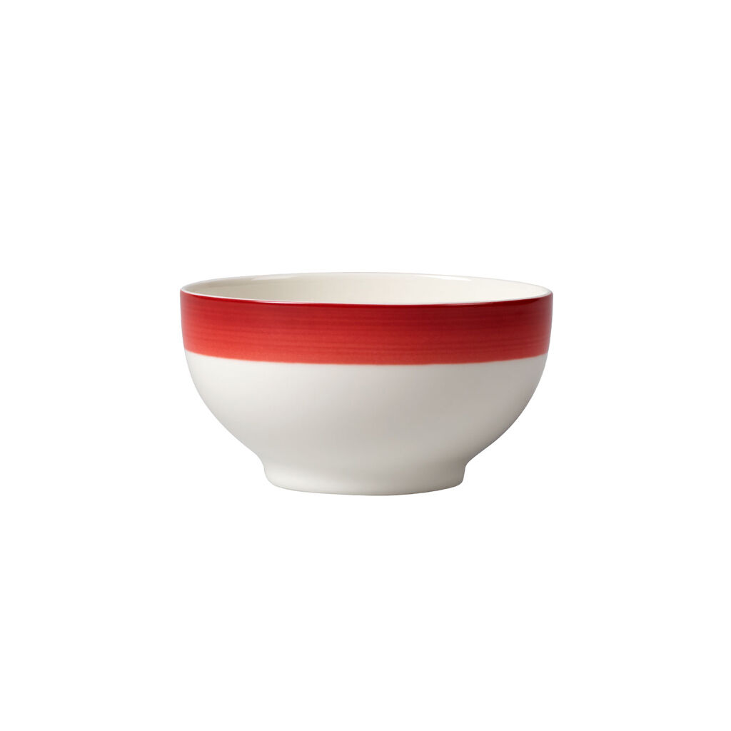 빌레로이 앤 보흐 컬러풀 라이프 딥 레드 밥공기 Villeroy & Boch Colorful Life Deep Red French Rice Bowl 25 oz