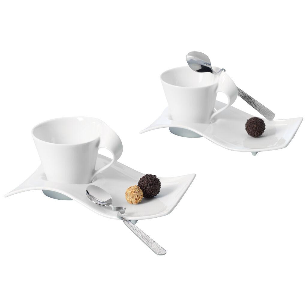 빌레로이 앤 보흐 커피잔 세트 Villeroy & Boch NEW WAVE CAFFE Key Item Coffee/2