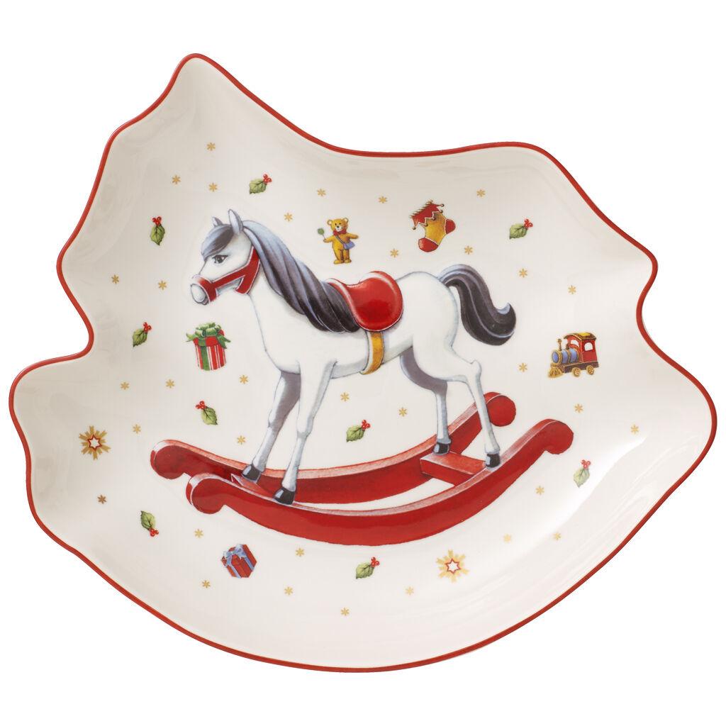 빌레로이 앤 보흐 보울 Villeroy & Boch Toys Delight Bowl : Rocking Horse