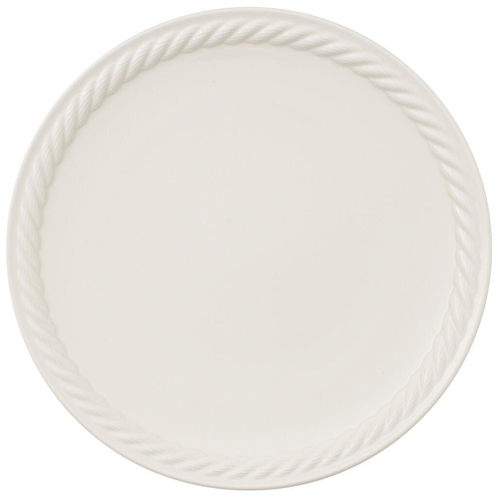 빌레로이 앤 보흐 몬탁 대접시 (디너 접시) Villeroy & Boch Montauk Dinner Plate 10.5 in