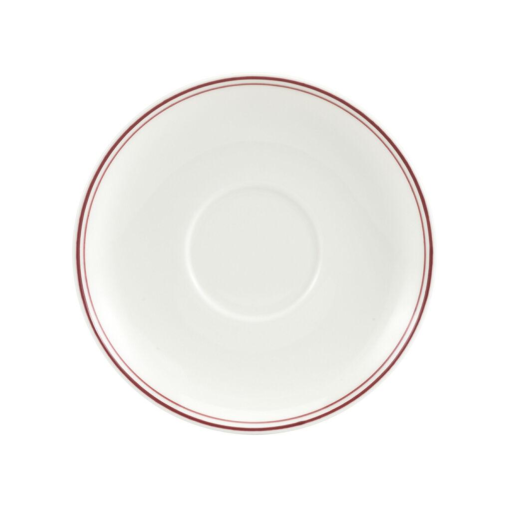 빌레로이 앤 보흐 '디자인 나이프 크리스마스' 에스프레소 컵 접시 (지름 12cm) Villeroy&Boch Design Naif Christmas Espresso Cup Saucer, 4.5 Inches