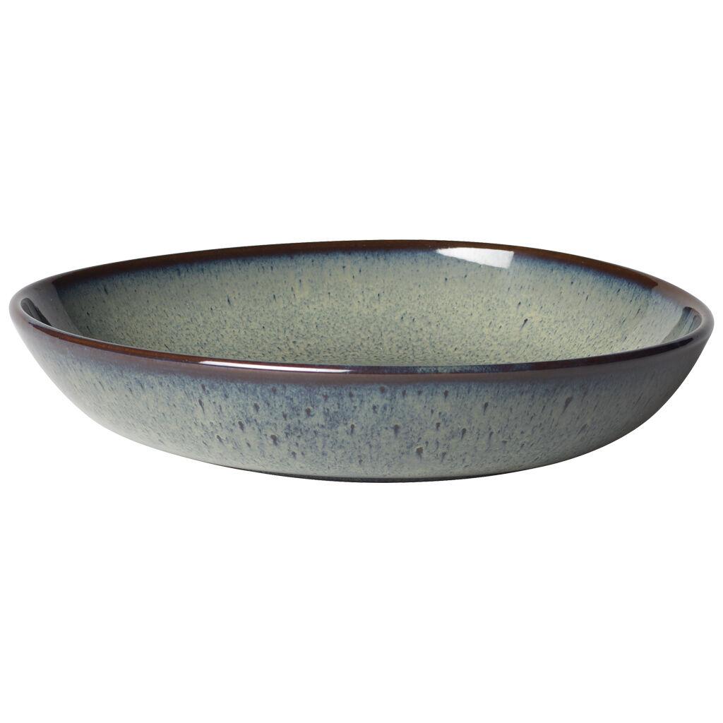 빌레로이 앤 보흐 라브 깊은 소접시 Villeroy & Boch Lave gris Bowl flat small