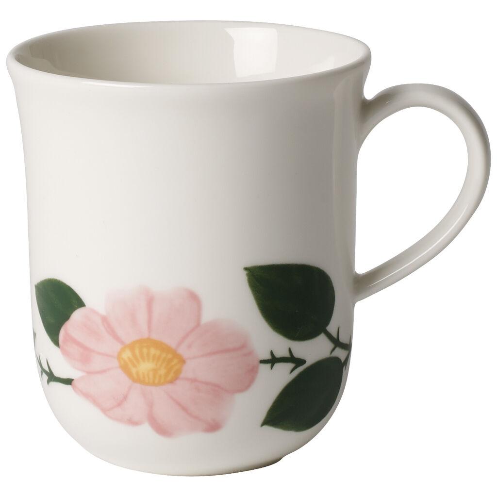 빌레로이 앤 보흐 로즈 소바쥬 머그 Villeroy & Boch Rose Sauvage Mug 12 oz