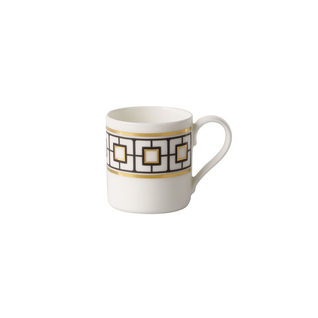 빌레로이 앤 보흐 '메트로 시크' 에스프레소잔 Villeroy & Boch MetroChic Espresso Cup 2.75 oz