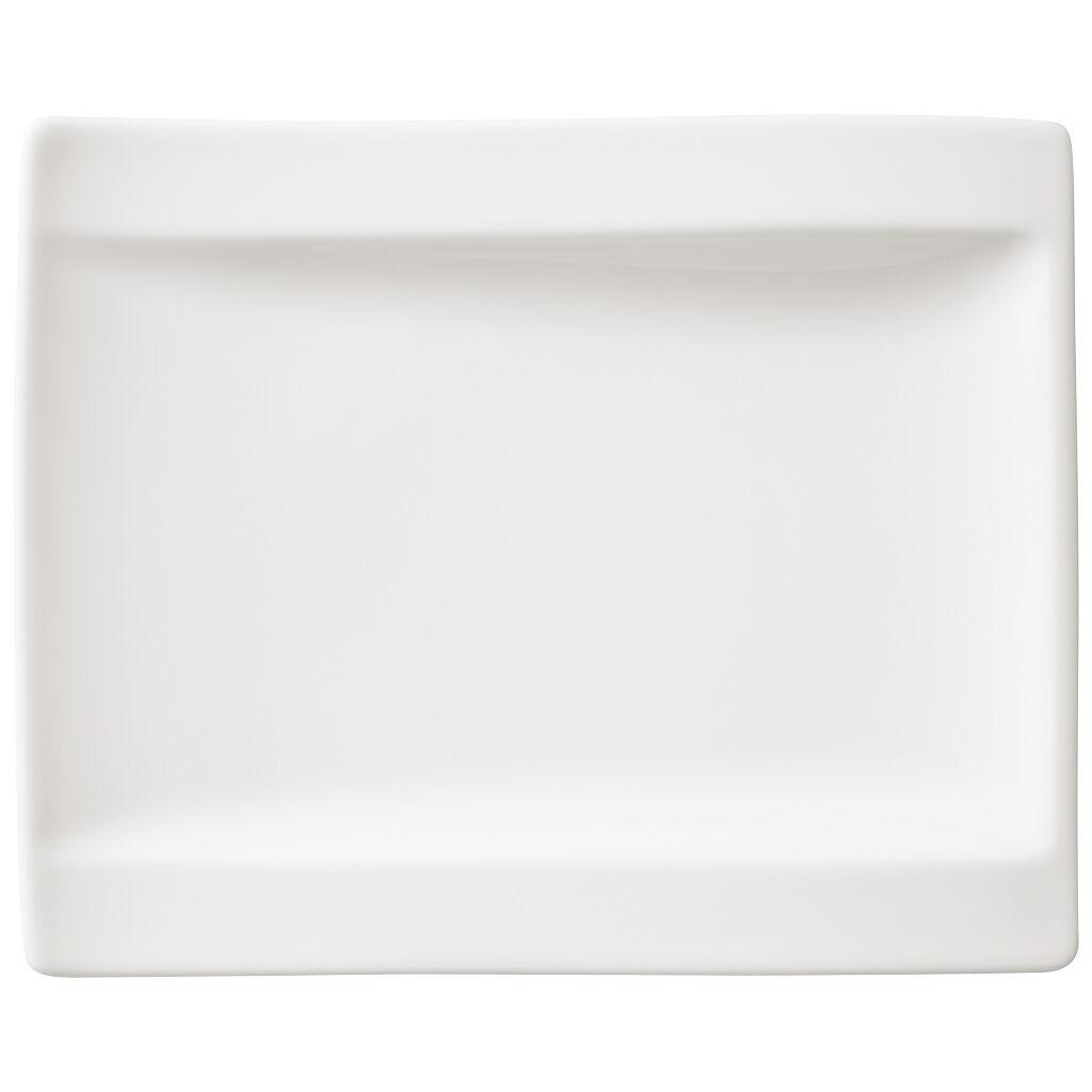 빌레로이 앤 보흐 뉴웨이브 애피타이저 디저트 그릇 Villeroy & Boch New Wave Appetizer/Dessert Plate 7 x 6 in