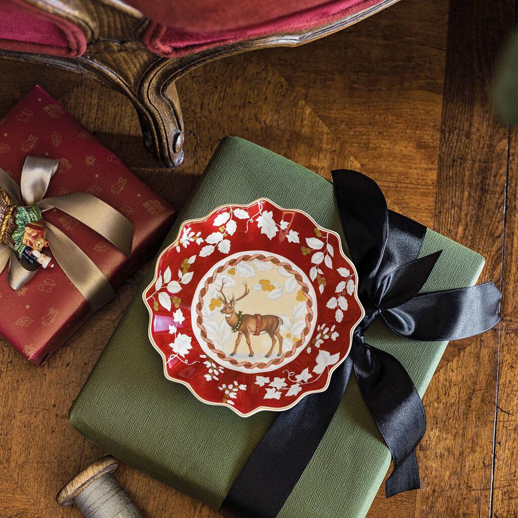 빌레로이 앤 보흐 토이즈 판타지 사슴 스몰 보울 Villeroy & Boch Toys Fantasy Small Bowl : Deer 625 in