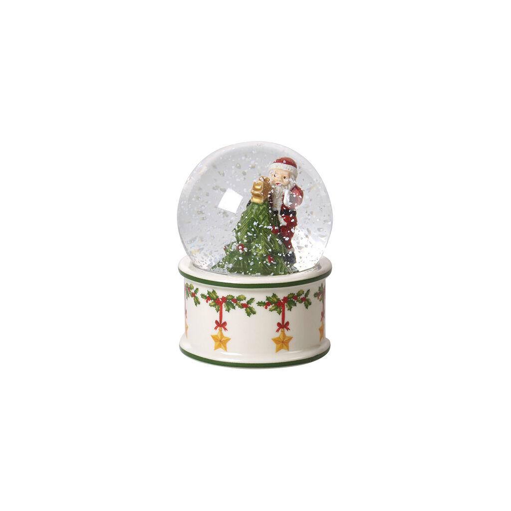 빌레로이 앤 보흐 산타 장식품 Villeroy & Boch Christmas Toys Small Snow Globe 35 in