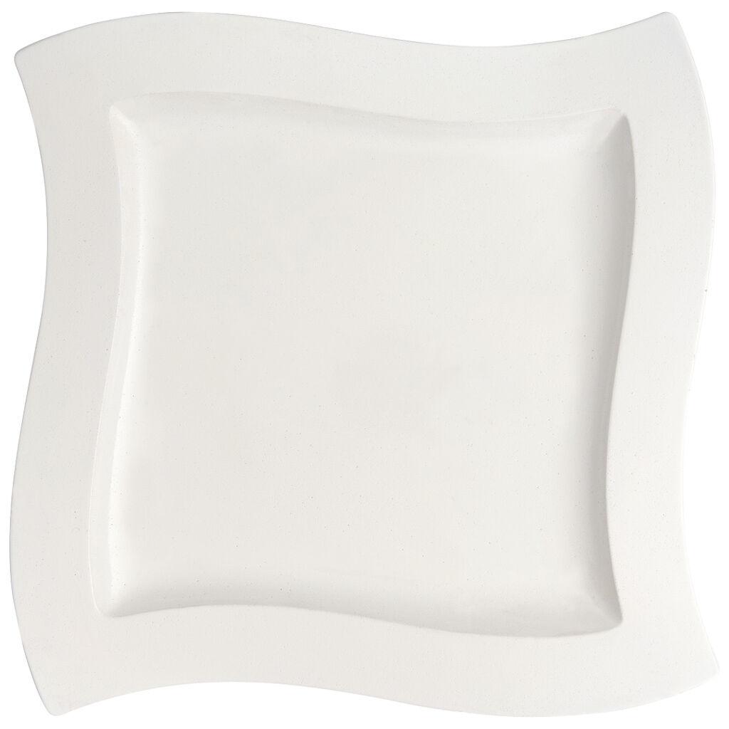 빌레로이 앤 보흐 뉴웨이브 그릇 Villeroy & Boch New Wave Square Platter 13 1/4 in