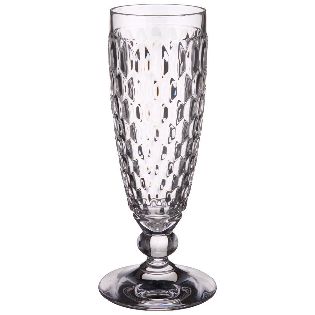 빌레로이 앤 보흐 보스턴 샴페인잔 Villeroy & Boch Boston Champagne Flute 6 1/2 in