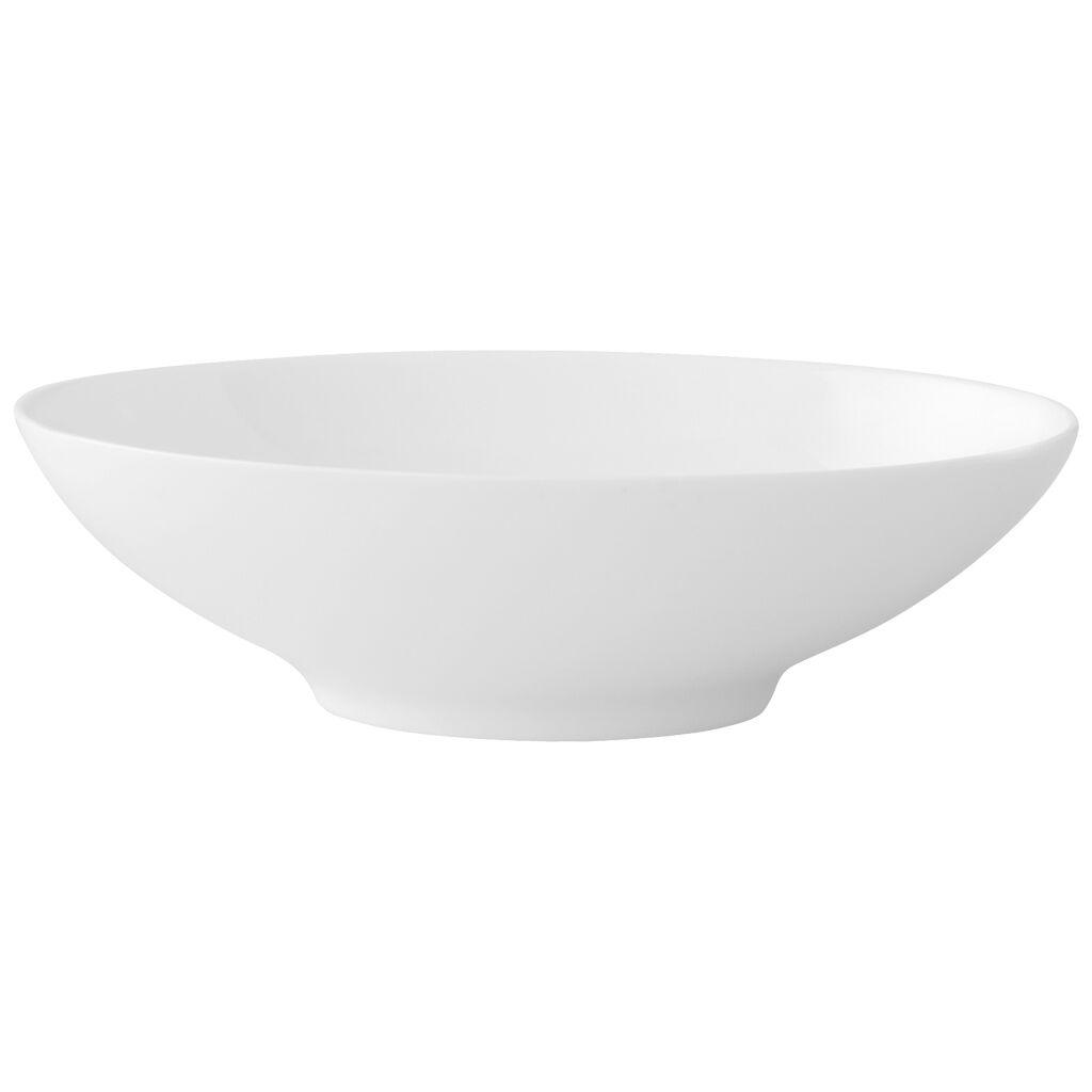 빌레로이 앤 보흐 모던 그레이스 피클 접시 Villeroy & Boch Modern Grace Pickle Dish/Cereal Bowl 7 1/2x4 3/4 in