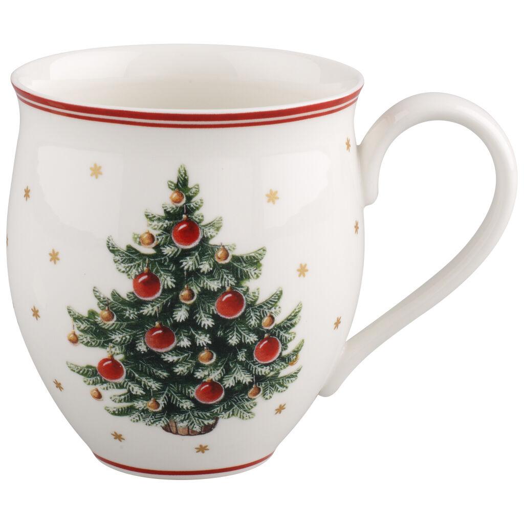 빌레로이 앤 보흐 머그잔 2세트 Villeroy & Boch Toys Delight Mug with Tree : Set of Two