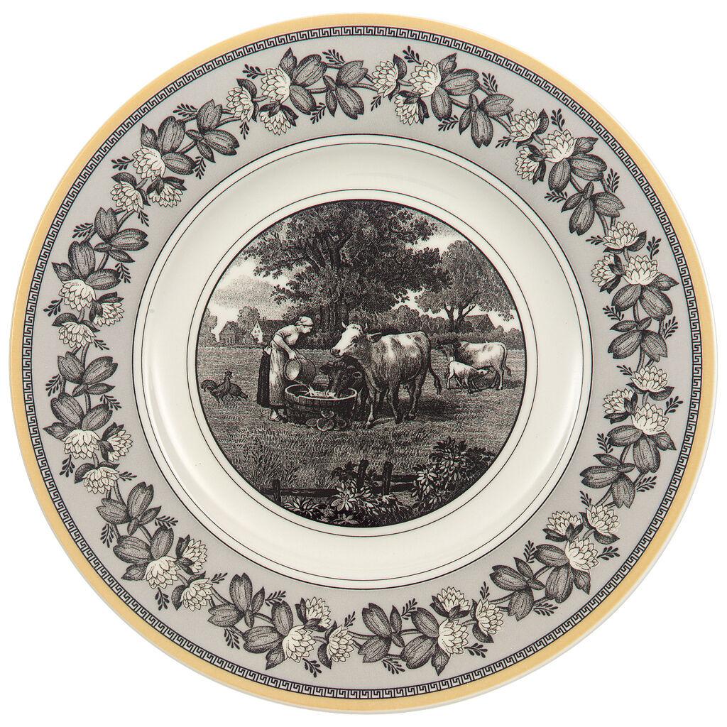 빌레로이 앤 보흐 아우든 '펌' 중접시 (샐러드 접시) 22cm Villeroy & Boch Audun Ferme Salad Plate 8 1/2 in