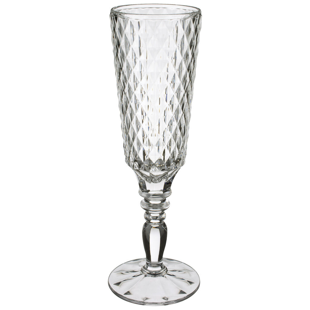 빌레로이 앤 보흐 보스턴 샴페인잔 (4세트) Villeroy & Boch Boston Flare Flute Champagne : Set of 4 6 oz/8 in