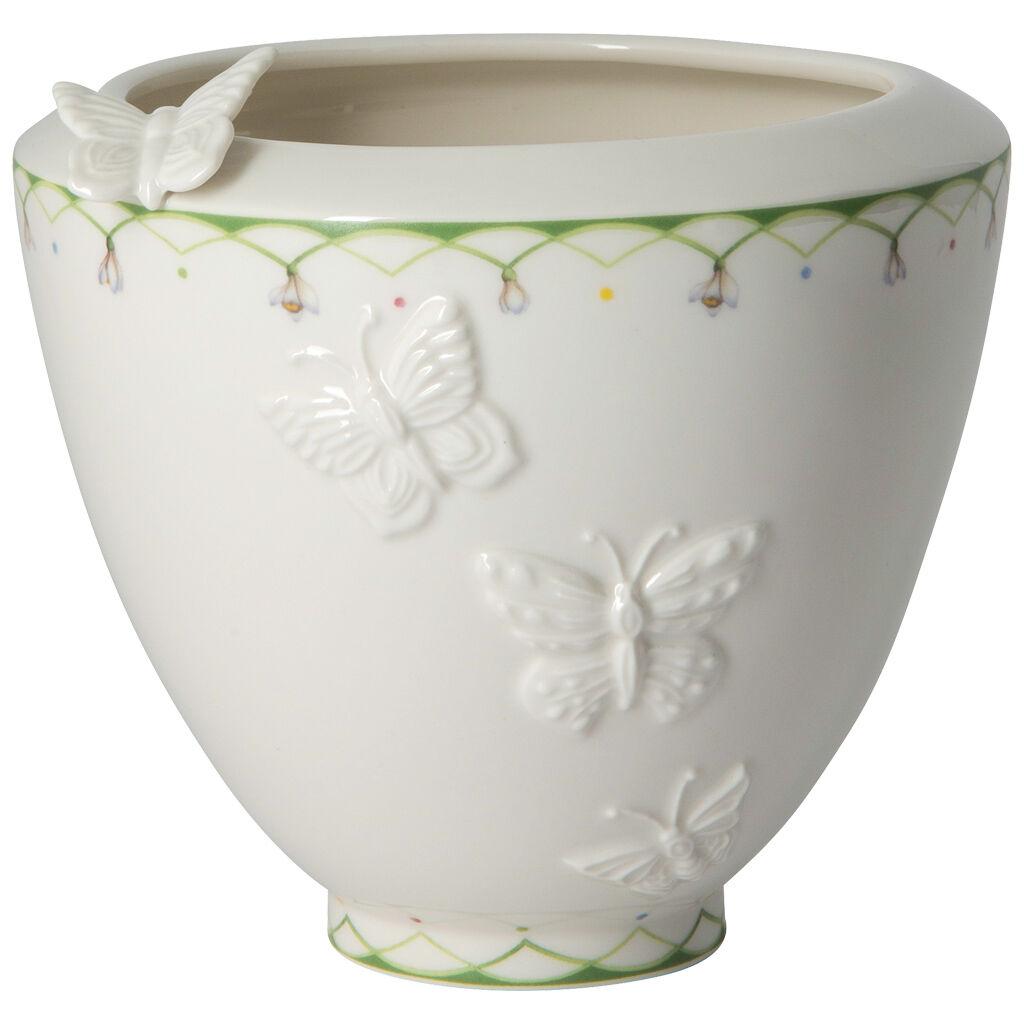 빌레로이 앤 보흐 컬러풀 스프링 화병 와이드 Villeroy & Boch Colourful Spring Wide Vase 6.5 in