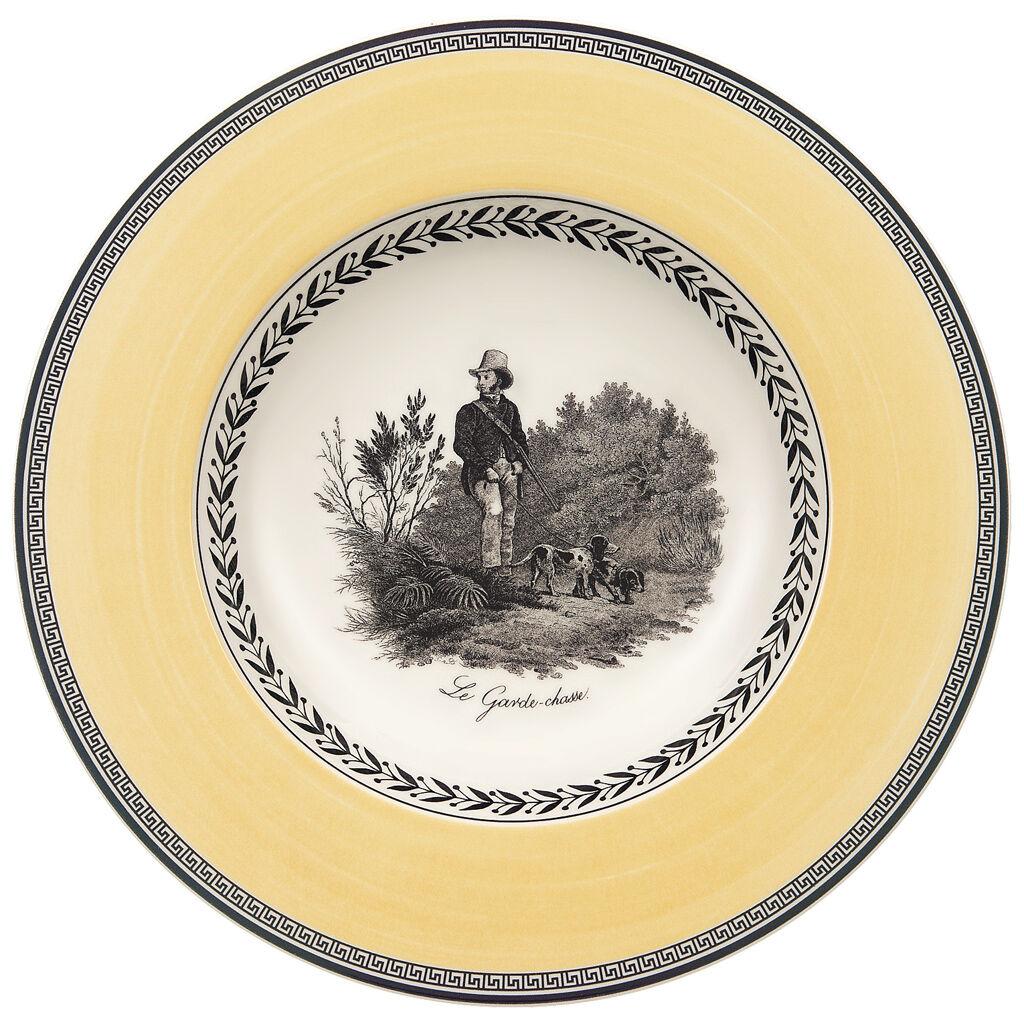 빌레로이 앤 보흐 아우든 '체이스' 깊은 접시 (수프 볼) 24cm Villeroy & Boch Audun Chasse Soup Bowl 9 1/2 in