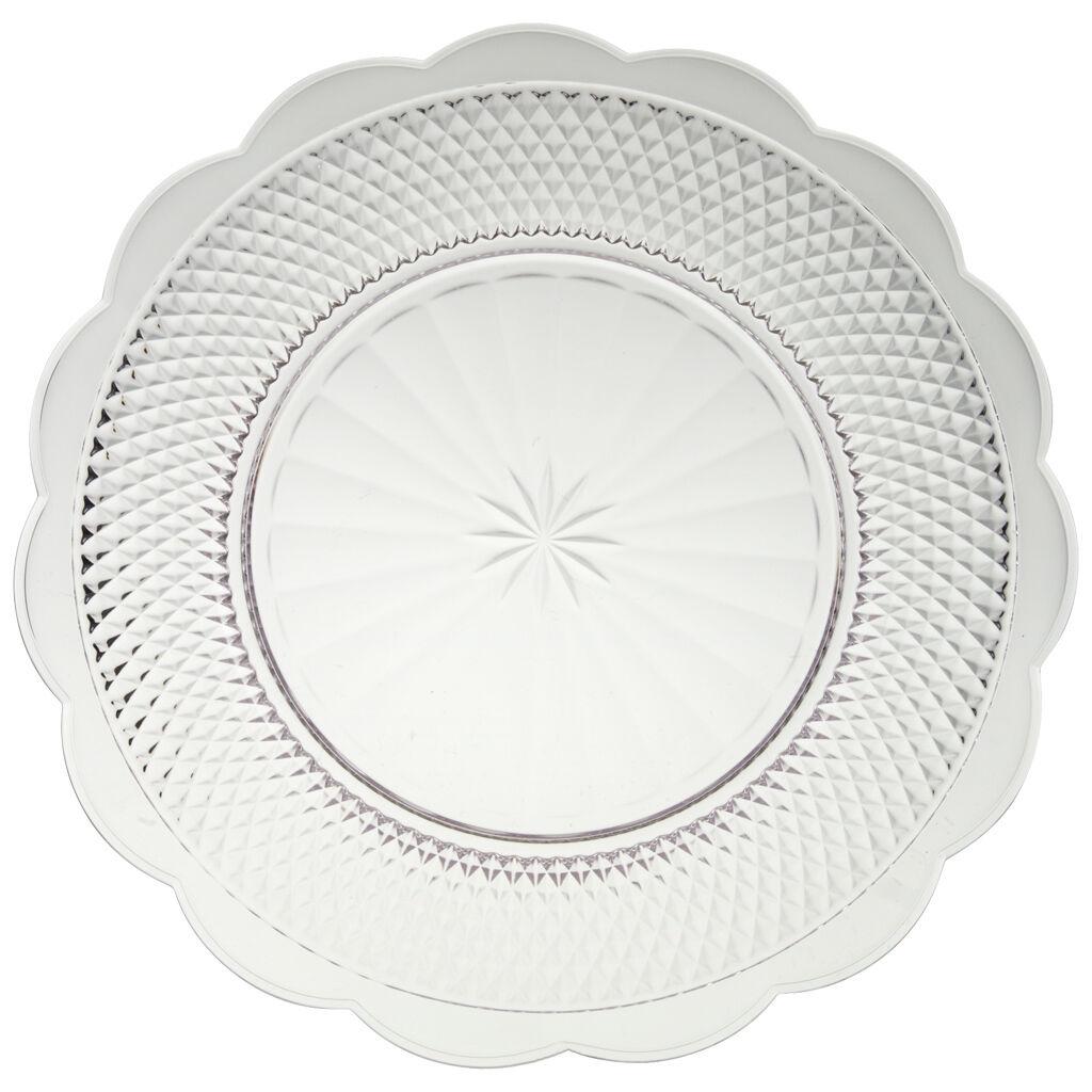 빌레로이 앤 보흐 보스턴 뷔페 접시 Villeroy & Boch Boston Flare Buffet Plate 12.5 in