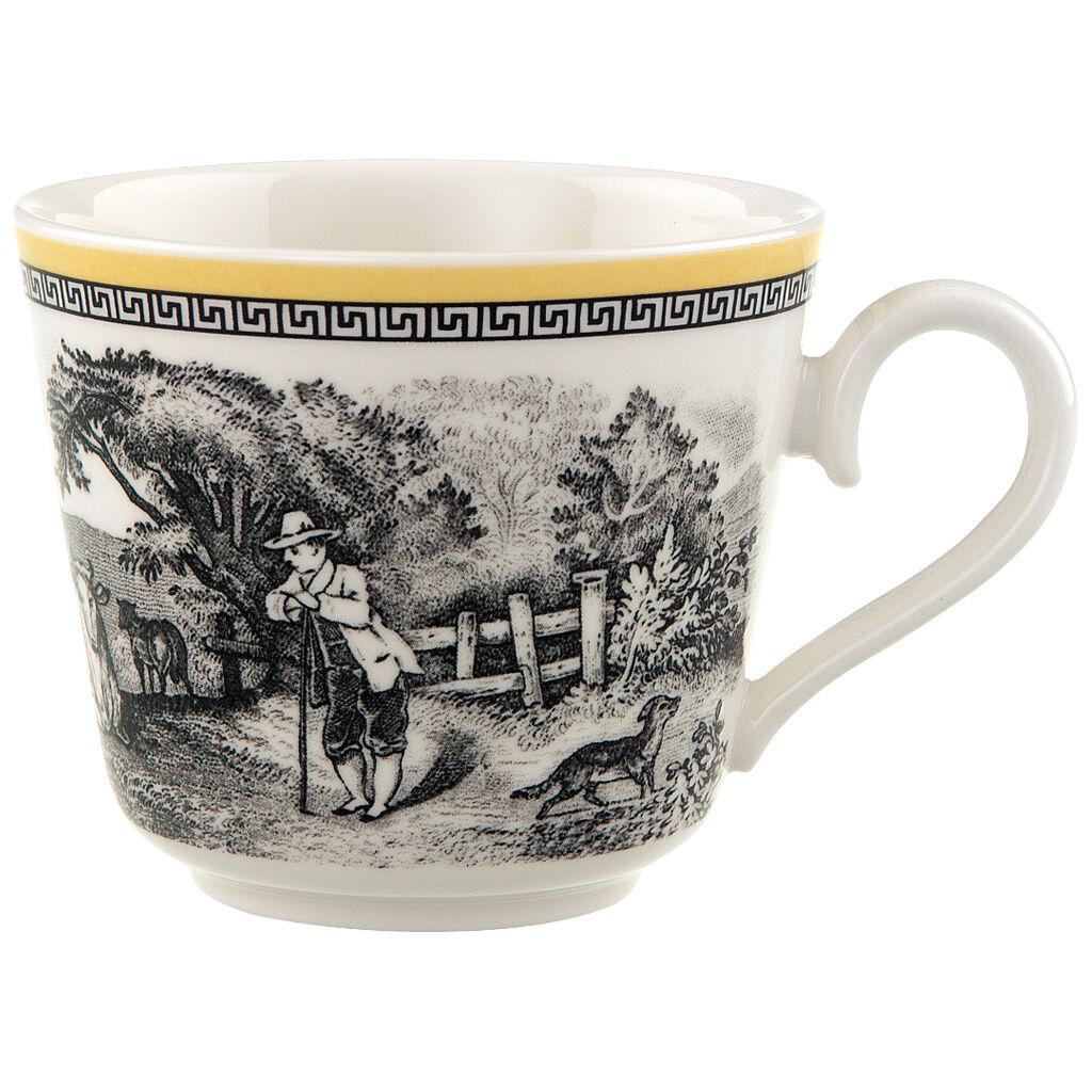 빌레로이 앤 보흐 아우든 '펌' 커피잔 (지름 8cm) Villeroy & Boch Audun Ferme Teacup 6 3/4 oz
