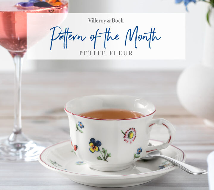 Slide to the left to get more news of Villeroy & Boch