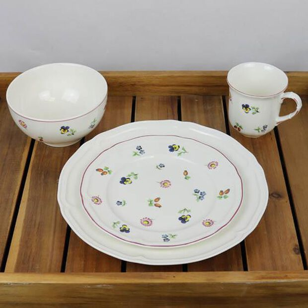 Your Petite Fleur - Manoir Dinner Set