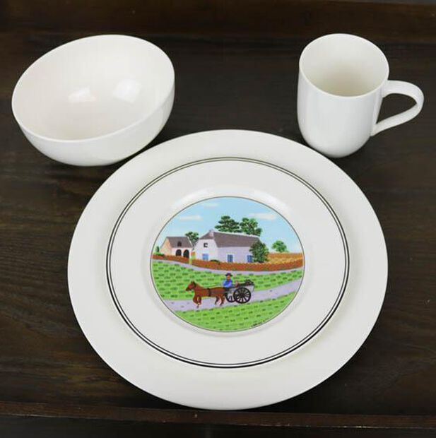 Your For me - Design Naif Dinner Set