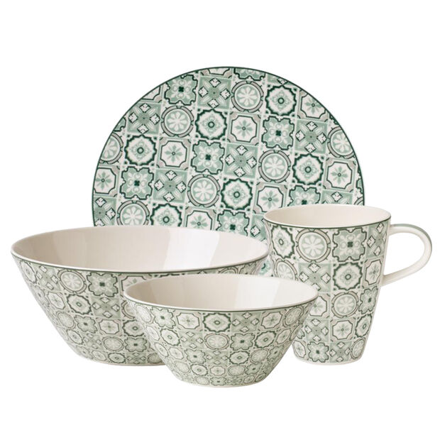 Your Jade Caro Breakfast Set