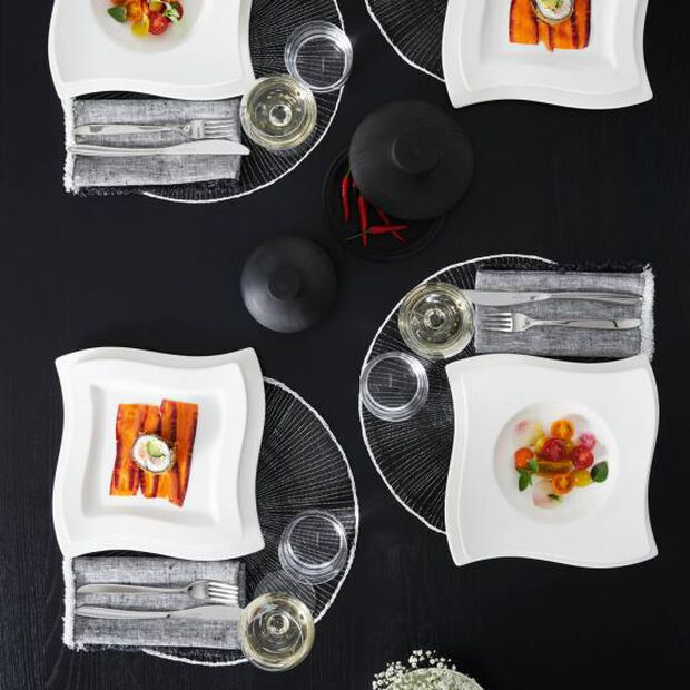 Your NewWave Dinner Set