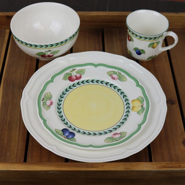 French Garden Fleurence Manoir Dinner Set