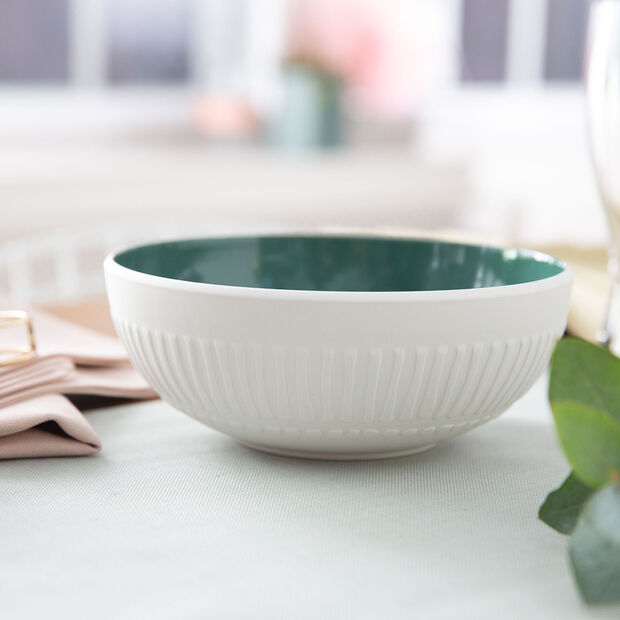 it's my match green Bowl Blossom, , large