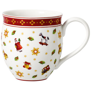 Toy's Delight Mug with Toys Design 11 1/2 oz