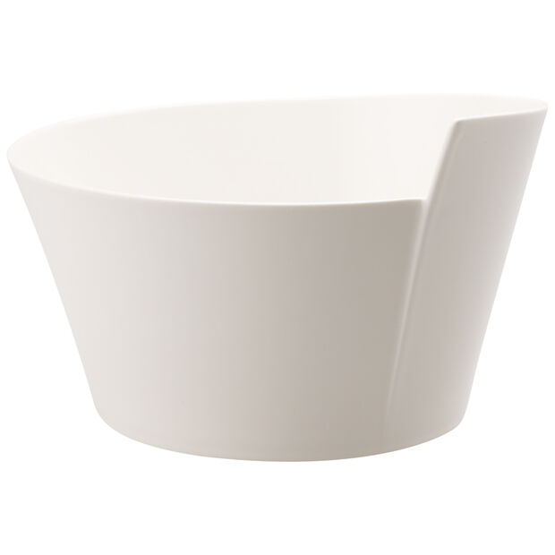 New Wave Medium Round Salad Bowl 101 1/2 oz, , large
