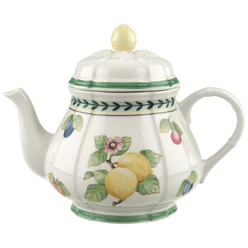 French Garden Fleurence Teapot 34 oz