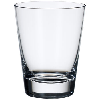 Colour Concept Tumbler, Clear 4 1/4 in