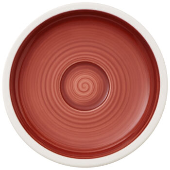 Manufacture Rouge Espresso Cup Saucer 4.75 in