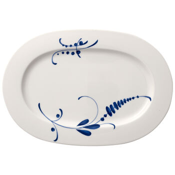 Old Luxembourg Brindille Oval Platter