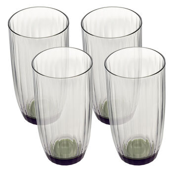 Artesano Original Vert Large Tumbler : Set of 4 20.25 oz
